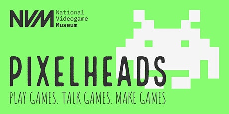 PixelHeads Virtual Saturday Club Tickets