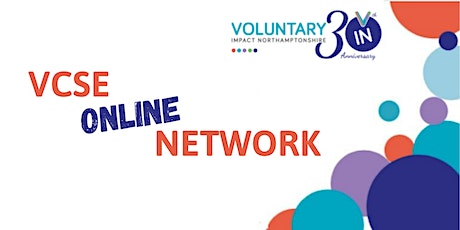 VCSE Online Network 6th August tickets