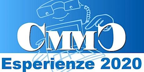 Presentazione Esperienze CMMC 2020 biglietti
