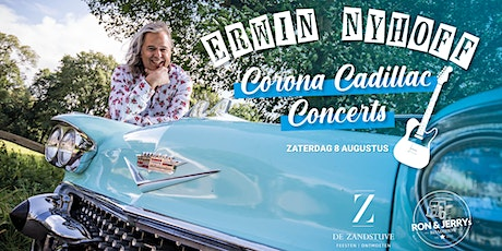 Z | Corona Cadillac Concerts met Erwin Nyhoff tickets