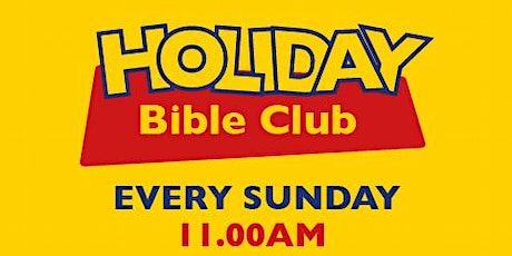Bchurch Holiday Bible Club: Forky's Great Escape! tickets