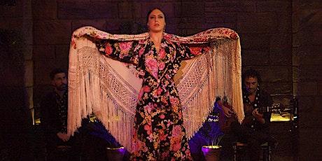 Tablao Flamenco  Triana. Baraka sala flamenca entradas