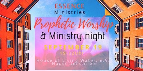 Prophetic Worship Night Tickets