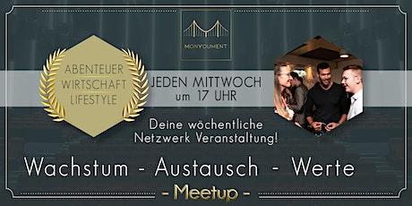 Wachstum-Austausch-Werte MeetUp Graz tickets