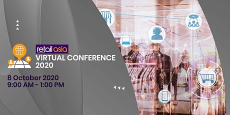 Retail Asia Virtual Conference 2020 tickets