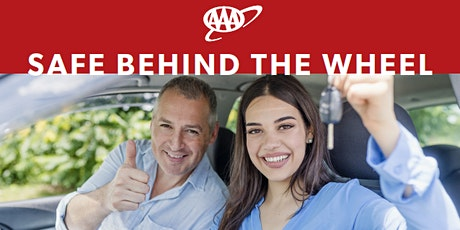 Safe Behind the Wheel - Webinar Series for Teens & Their Families tickets