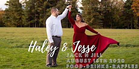 Haley & Jesse's Jack n Jill tickets