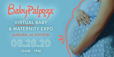 Babypalooza Virtual Baby Expo - Auburn, AL tickets