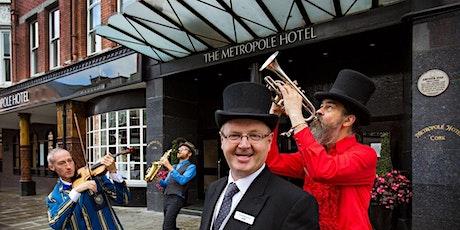 The Metropole Jazz Supper Club tickets