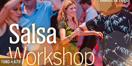 Free Masterclass: Learn how to dance salsa in 40 min: From Zero to Hero tickets