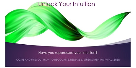 Unlock Your Intuition tickets