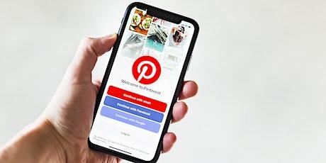 Online Workshop: How to make Pinterest a Powerful Marketing Tool biglietti