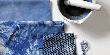 TOAST | Natural Indigo Dyeing with Natalie Stopka | A Virtual Workshop tickets