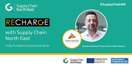 RE:CHARGE your business with Supply Chain North East tickets