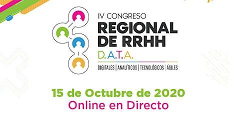 4to Congreso Regional de RRHH entradas