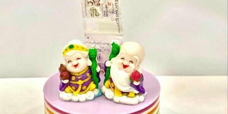 Classic Agar Agar Longevity & Pulled Out Money Cake Workshop tickets