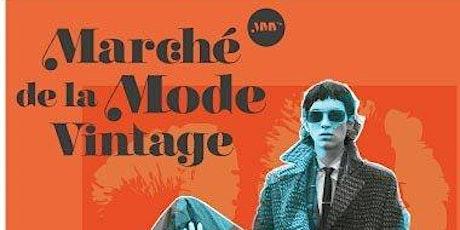 Marché de la Mode Vintage Annecy billets