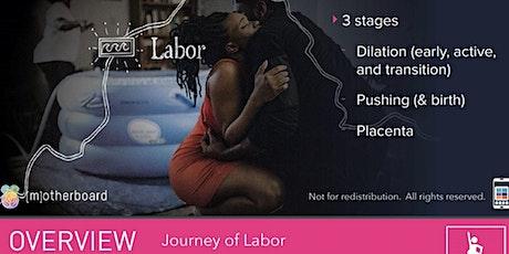 Free Online Prenatal Childbirth Education, 3-Week Series, April tickets