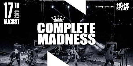 Quadrophenia - Includes LIVE Madness Tribute tickets