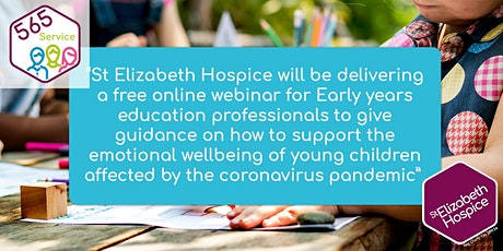 565 Service: Webinar for early years school education professionals tickets
