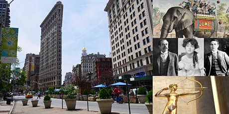 'The Flatiron District, From Gilded Age to Modern Day' Webinar tickets
