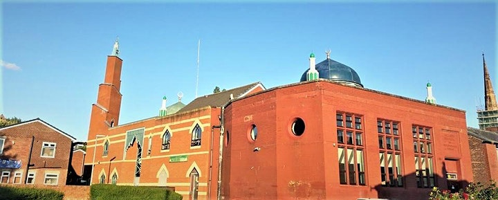 EID JAMAAT | 11:15 AM | SHAHJALAL MOSQUE MANCHESTER image