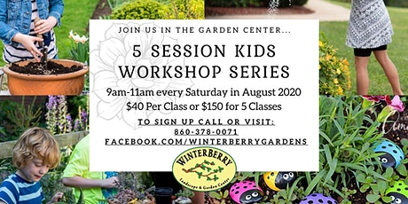 Kids Workshop Series tickets