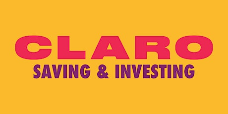 An Intro to Saving and Investing  (4 Sessions -  Online Course) tickets