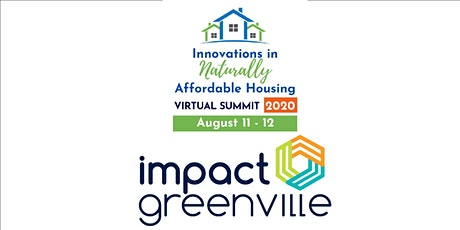 Virtual Summit on Innovations in Naturally Affordable Housing. tickets