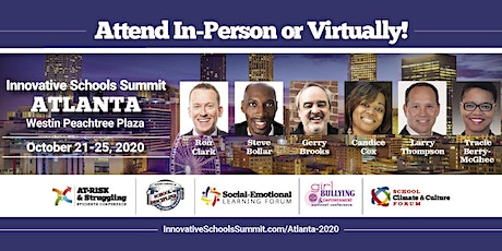October 2020 Innovative Schools Summit ATLANTA tickets