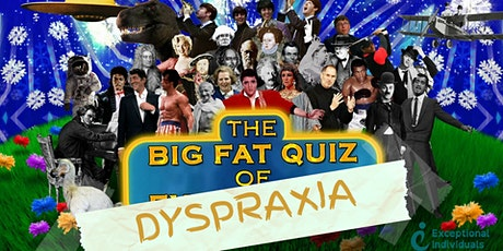 The Big Fat Dyspraxic Quiz tickets