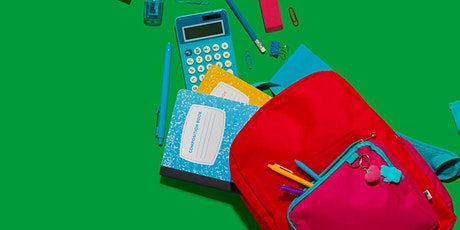 Paddock Mall Backpack and School Supply Giveaway tickets