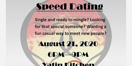 HOFC Speed Dating 50+ @ Yatin's Kitchen Ladies tickets