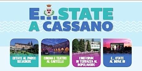 """E...state a Cassano - """"SOGNO DI UNA NOTTE DI MEZZA ESTATE """" Ago Teatro biglietti"""