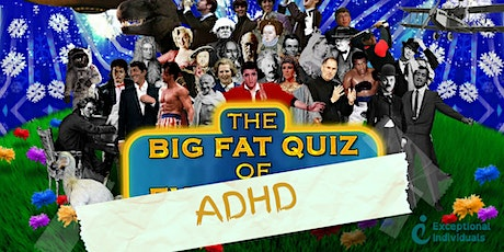 The Big Fat ADHD Quiz tickets