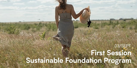 Foundation series: Ready to become a sustainable fashion entrepreneur? tickets
