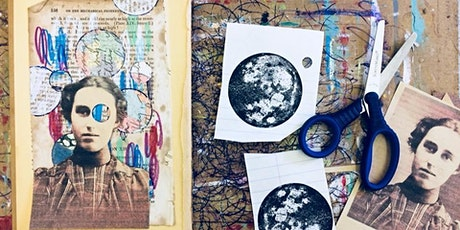 Vintage Collage-Making Workshop with Megan Reeves Williamson tickets