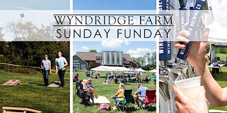 wyndridge Farm Cornhole Tournament tickets