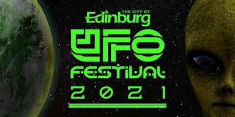 Edinburg UFO Festival 2021 Conference tickets