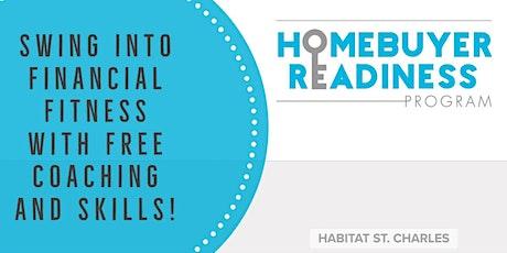 "Homebuyer Readiness - ""Third  Base"" Workshop:  *Finding Ways to Save tickets"