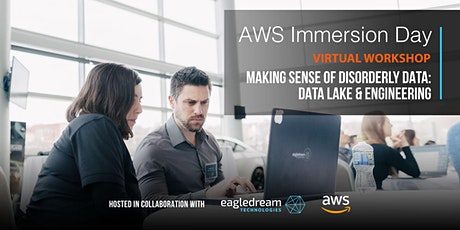Virtual AWS Immersion Day: Data Lakes & Engineering tickets