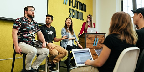 Learning on Flatiron School's 'Virtual Campus': Panel | Online tickets