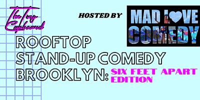 BUNDLE UP Rooftop Stand-Up Comedy Brooklyn with Ma