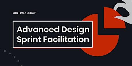 Advanced Design Sprint Facilitation - Shanghai tickets