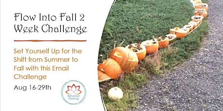 Flow Into Fall 14 Day Challenge tickets