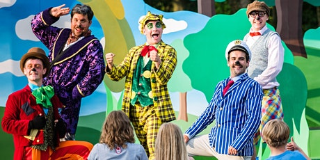 Wind in the Willows Outdoor Theatre at Norton Priory tickets
