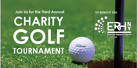 Ellenville Regional Hospital Foundation Charity Golf Tournament tickets