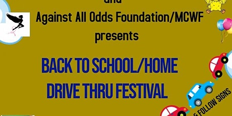Back to School or Home School Drive Thru Festival tickets