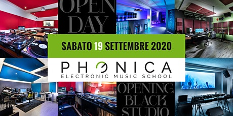 OPEN DAY - Phonica School biglietti