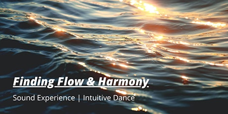 Finding Flow & Harmony tickets